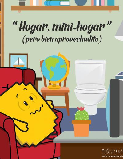 HOGAR MINI-HOGAR  | Marta Díaz Art & Design
