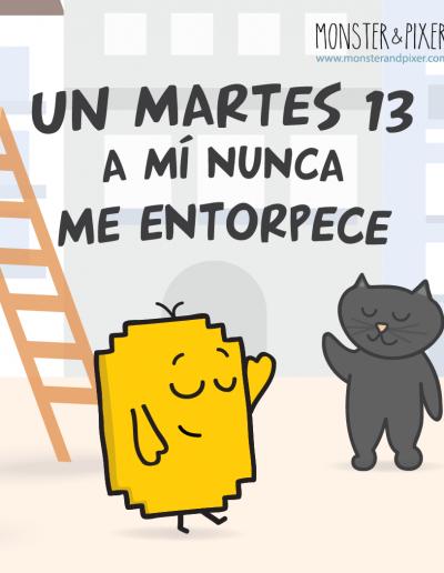 MARTES 13  | Marta Díaz Art & Design