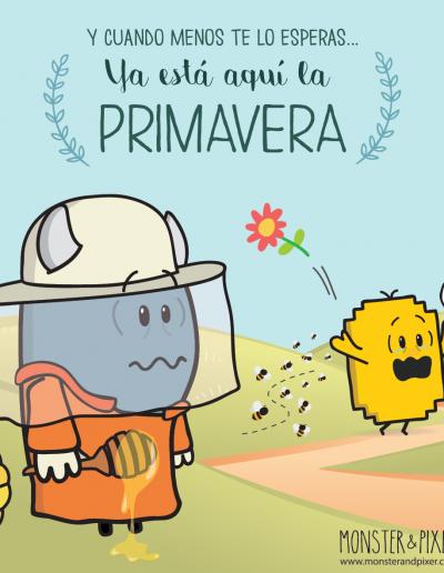 PRIMAVERA  | Marta Díaz Art & Design