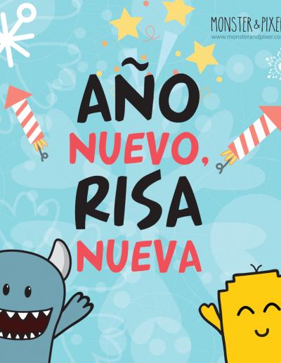 AÑO NUEVO  | Marta Díaz Art & Design