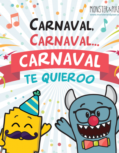 CARNAVAL 2017  | Marta Díaz Art & Design
