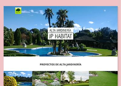 Página web JP Habitat