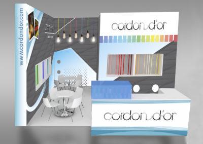 Diseño de Stands y Rotulación exterior